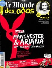 Le Monde des Ados N° 387 Mai 2017