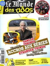 Le Monde des Ados N° 406 April 2018