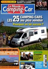 Le monde du Camping-car N° 302 May 2018