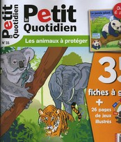Le Petit Quotidien N° 58 September 2017