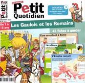 Le Petit Quotidien N° 51 Décembre 2015