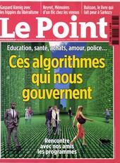 Le Point N° 2298 Septembre 2016