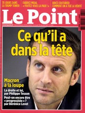 Le Point N° 2315 Janvier 2017