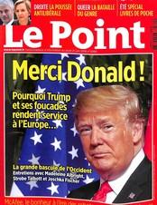 Le Point N° 2390 June 2018