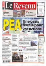 Le Revenu N° 503 June 2018