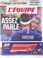 L'Equipe N° 621 June 2018