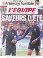 L'Equipe N° 622 June 2018