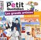 Les fiches du Petit Quotidien N° 60 March 2018