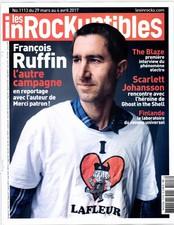 Les Inrockuptibles N° 1114 Avril 2017