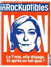 Les Inrockuptibles N° 1117 Avril 2017