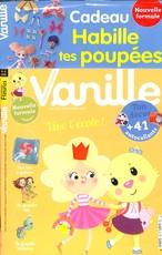 Les P'tites filles à la vanille N° 122 Août 2017