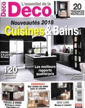 L'essentiel de la Déco N° 42 January 2018