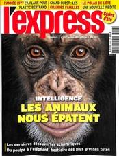 L'Express N° 3427 Juillet 2017