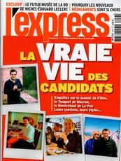 L'Express N° 3433 Avril 2017