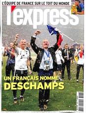 L'Express N° 3498 July 2018