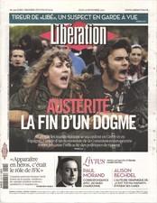 Libération N° 419 April 2018