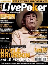 Live Poker N° 125 June 2018