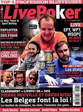 Live Poker N° 109 Janvier 2017