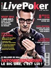 Live Poker N° 122 March 2018