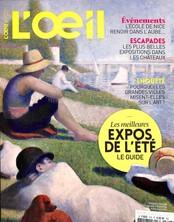 L'OEil N° 703 Juin 2017