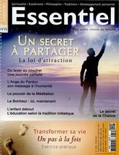 Magazine Essentiel N° 33 Avril 2017