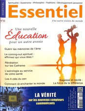 Magazine Essentiel N° 35 Octobre 2017