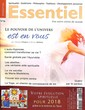 Magazine Essentiel N° 36 January 2018