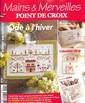 Mains et Merveilles Point de Croix N° 91 Juin 2012