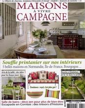 Maisons à Vivre Campagne N° 84 Avril 2016