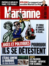 Marianne N° 1038 Février 2017