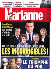 Marianne N° 1057 Juin 2017