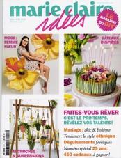 Marie Claire Idées N° 114 Avril 2016