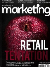 Marketing N° 203 Septembre 2017