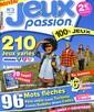 MG. Jeux Passion N° 3 Septembre 2017