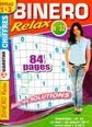 MS Binero Relax Niveau 1 à 3 N° 32 Mai 2017