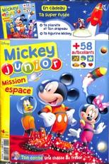 Mickey junior N° 388 Janvier 2018