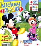 Mickey junior N° 393 June 2018