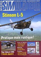 Micro Simulateur N° 291 April 2018