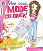 Mon Book Mode à Colorier N° 6 Septembre 2017