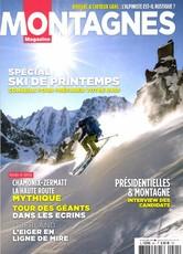 Montagnes Magazine N° 441 Mars 2017