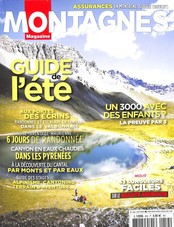 Montagnes Magazine N° 454 June 2018