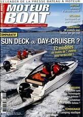 Moteur Boat Magazine N° 327 Février 2017