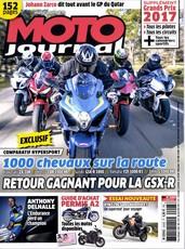 Moto Journal N° 2203 Mars 2017