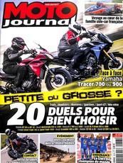 Moto Journal N° 2213 Août 2017