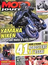 Moto Journal N° 2234 June 2018