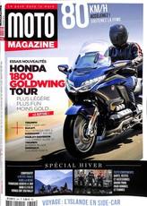 Moto Magazine N° 345 February 2018