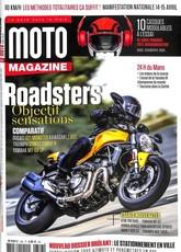 Moto Magazine N° 346 March 2018