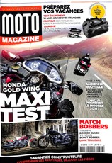 Moto Magazine N° 348 May 2018