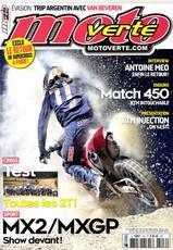 Moto verte N° 516 Mars 2017