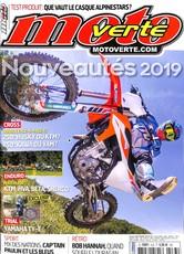 Moto verte N° 533 August 2018